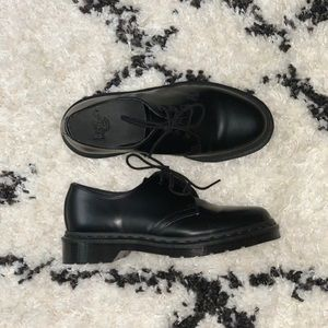 1461 WOMEN'S SMOOTH LEATHER OXFORD SHOES